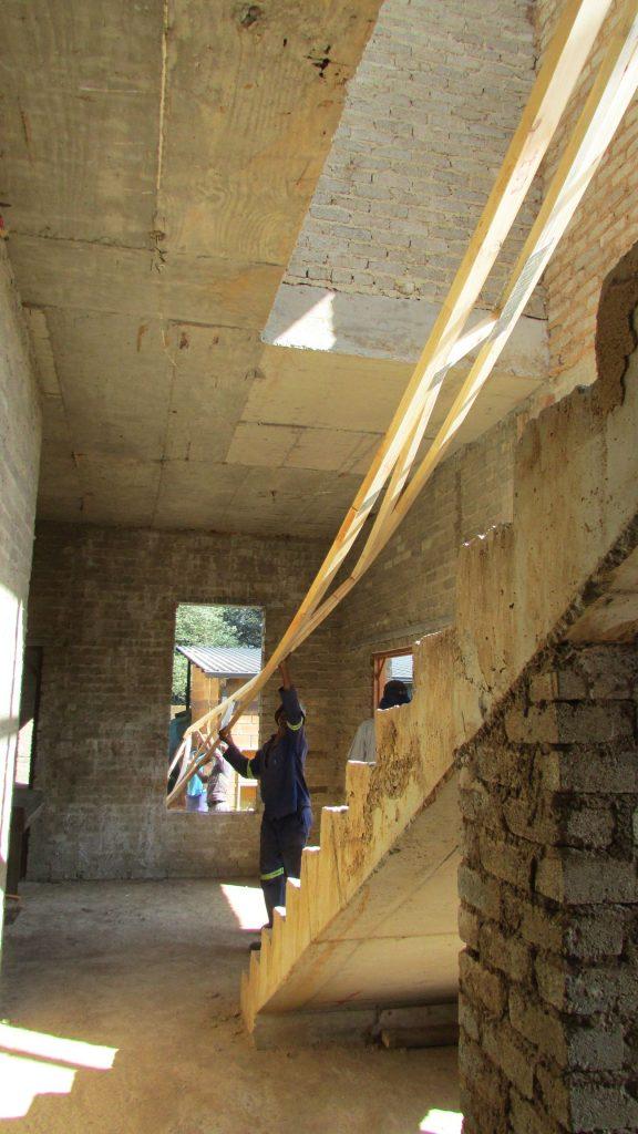 School Roof Progress _40
