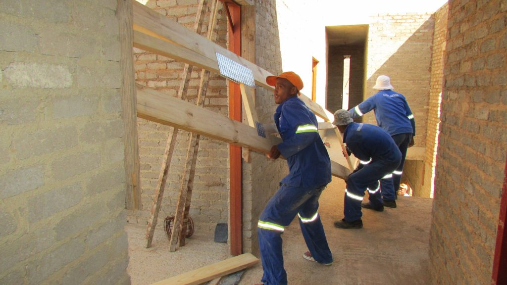 School Roof Progress _44