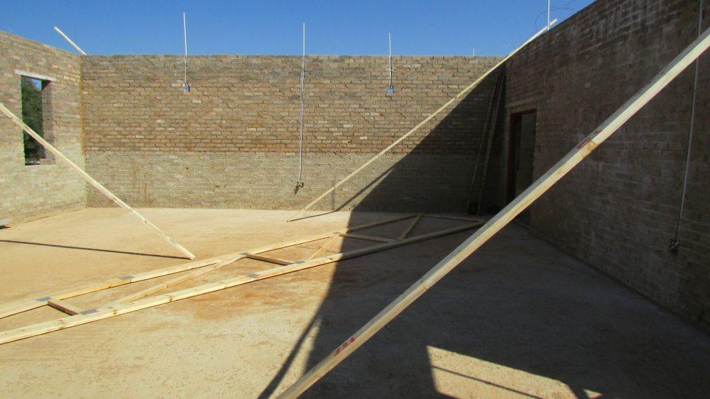School Roof Progress _48