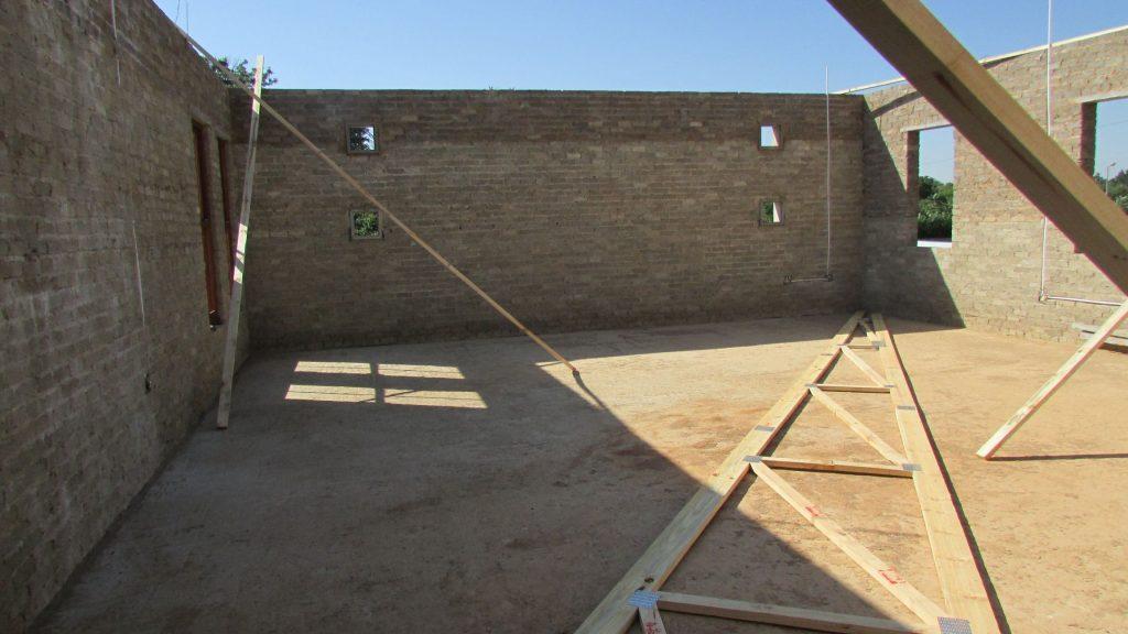 School Roof Progress _50