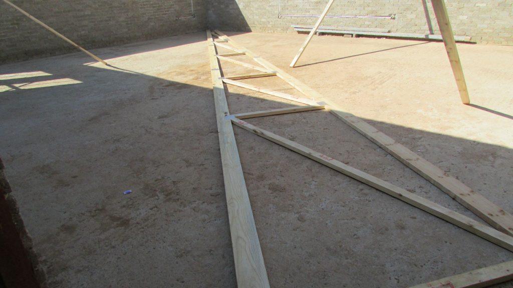 School Roof Progress _51