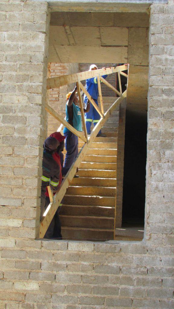 School Roof Progress _52