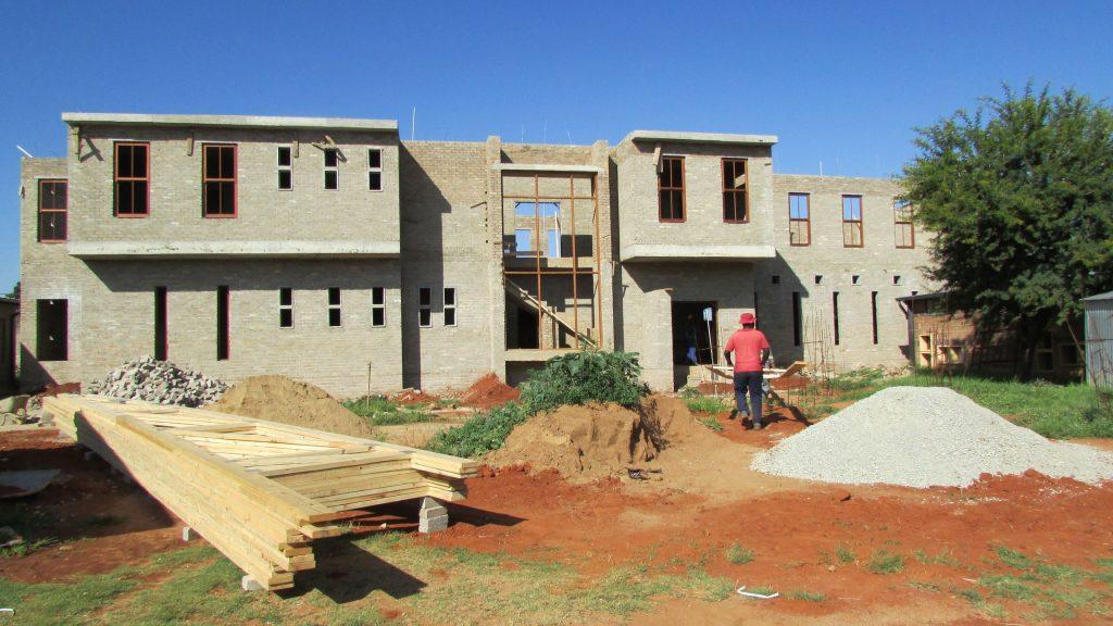 School Roof Progress _55