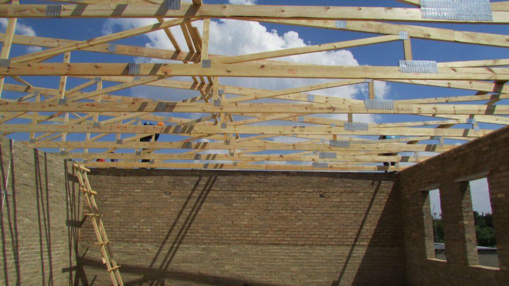 School Roof Progress _6