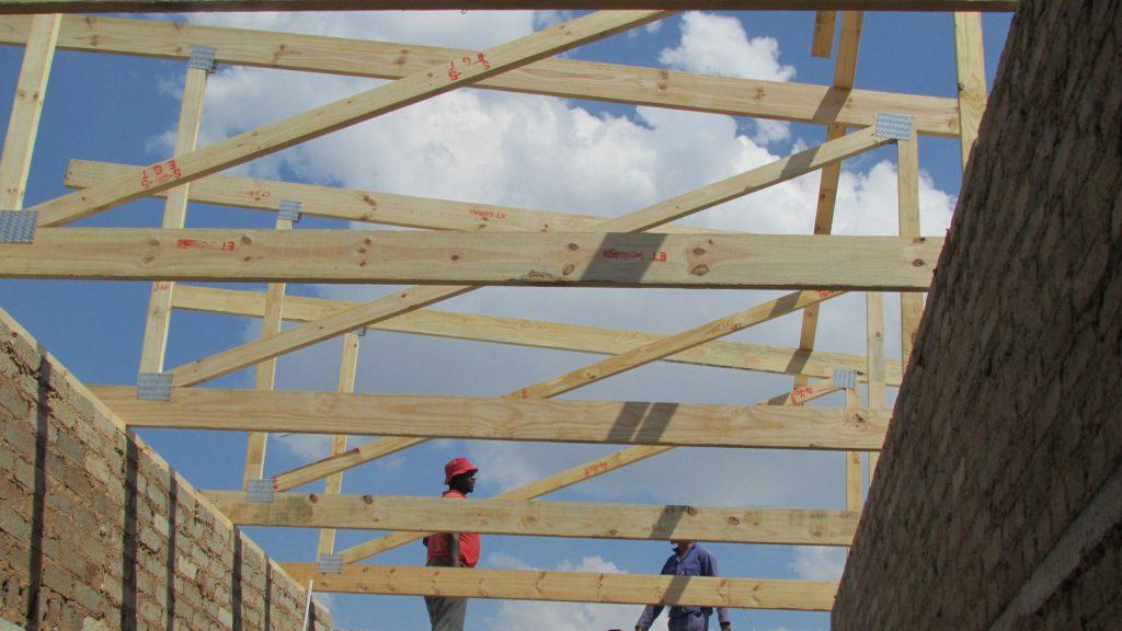 School Roof Progress _8