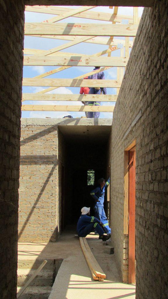 School Roof Progress _9