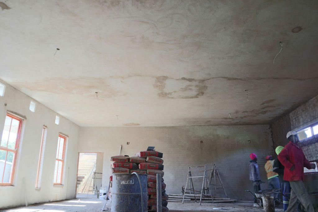Plastering progress_102