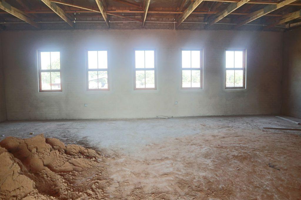 Plastering progress_11