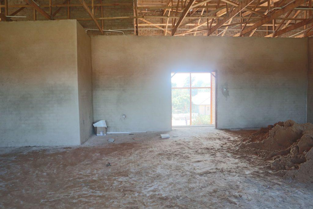 Plastering progress_12