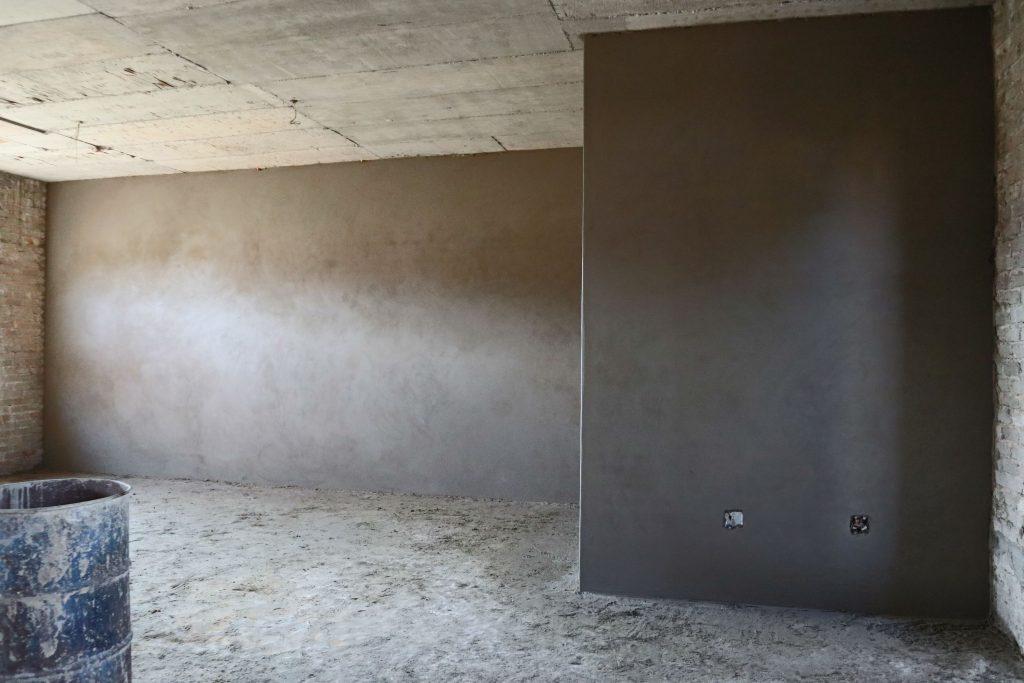 Plastering progress_142