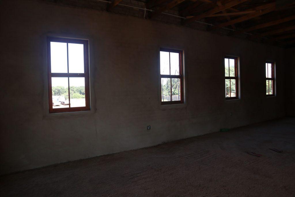 Plastering progress_19