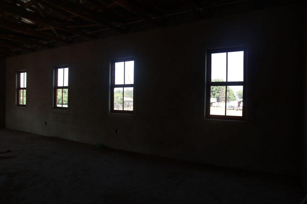 Plastering progress_25