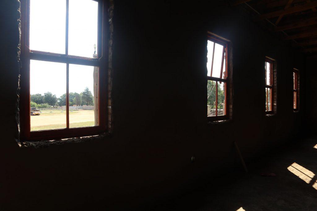 Plastering progress_30