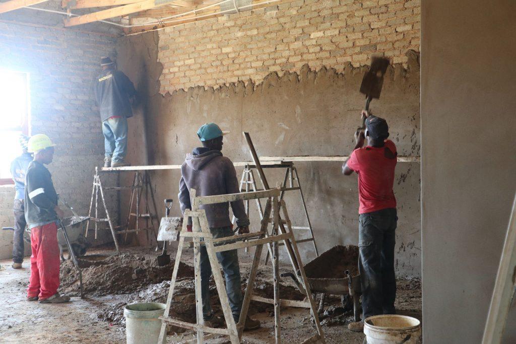 Plastering progress_35
