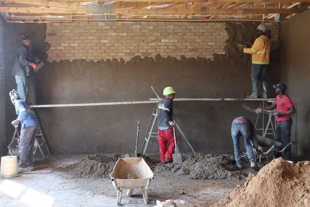 Plastering progress_36