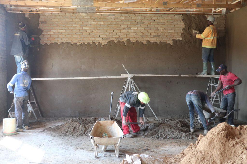 Plastering progress_37