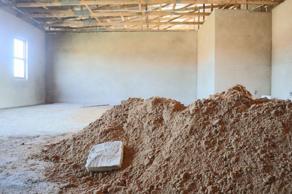 Plastering progress_9