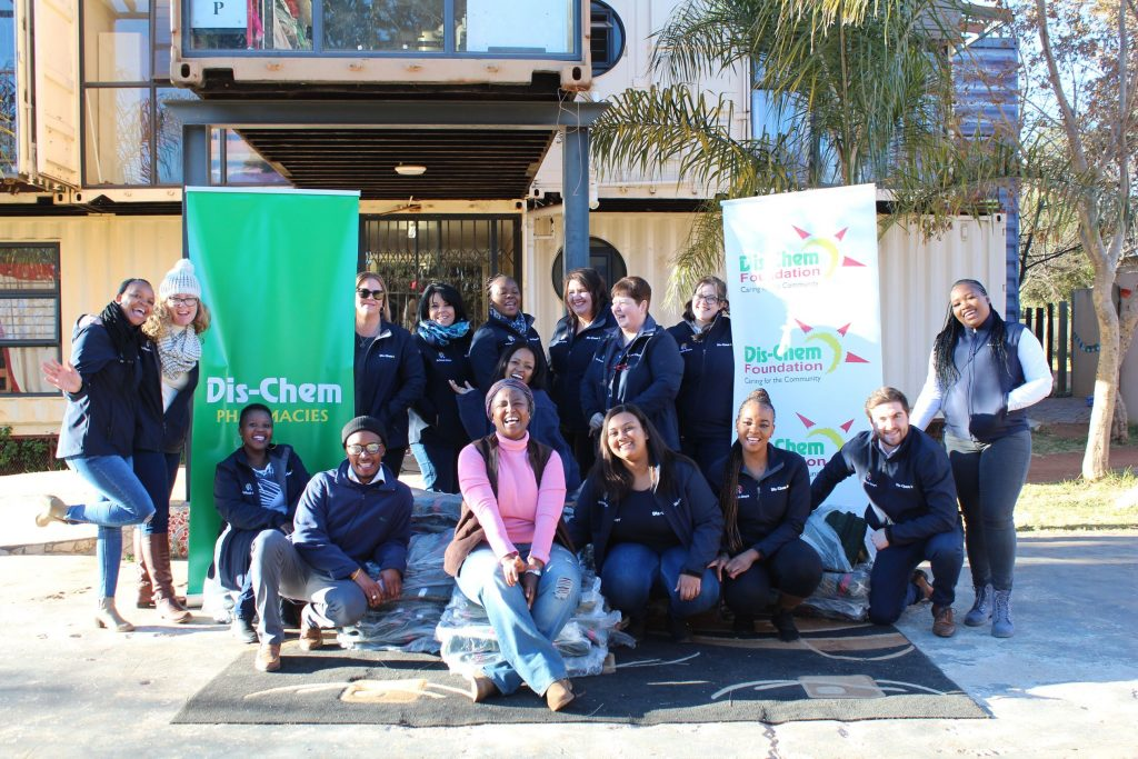 Dischem Foundation at NJCH_15