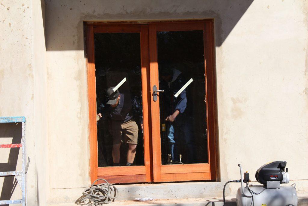 Glazing work done_14