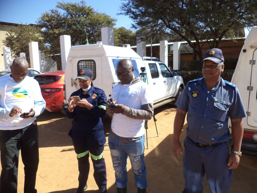 Thank you ADT_SAPS and EMS_194