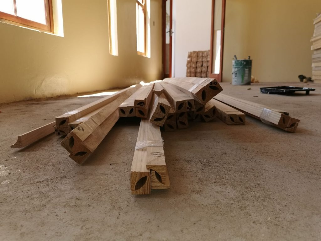 Donation of the ceiling _17