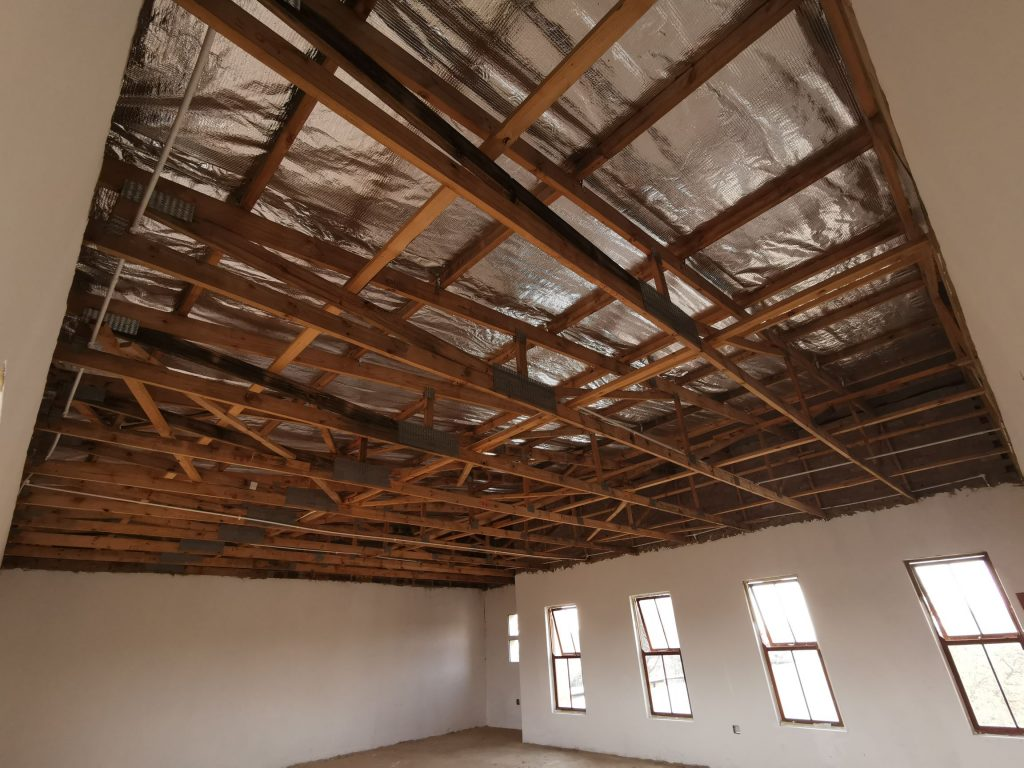 Donation of the ceiling _49
